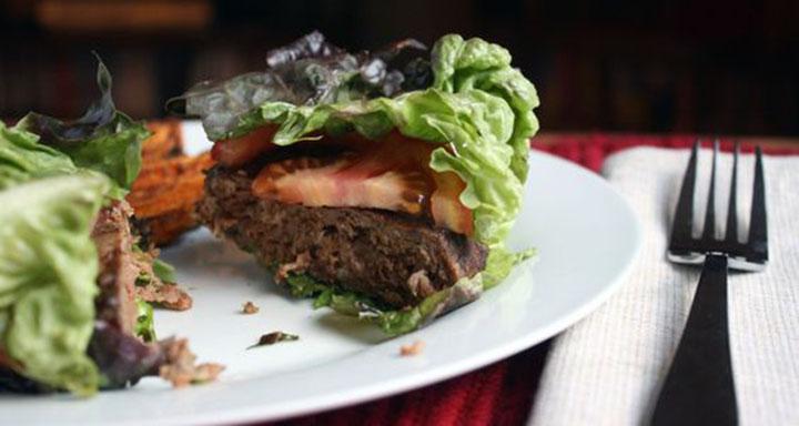 paleo diet, paleo recipes, Cajun Burgers