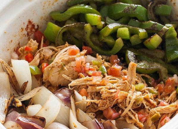 Chicken Fajitas, Paleo Diet, Paleo Recipes