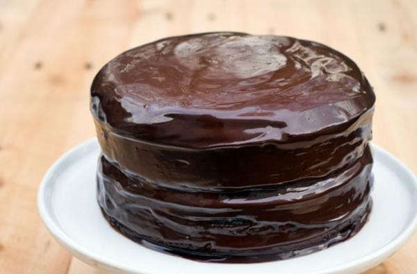 paleo diet, paleo recipes, Paleo Double Chocolate Cake