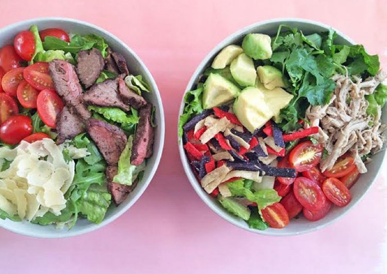paleo diet, paleo recipes, Quick and Easy Paleo Salads To Try