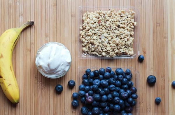 paleo diet, paleo recipes, Paleo Peach Parfait